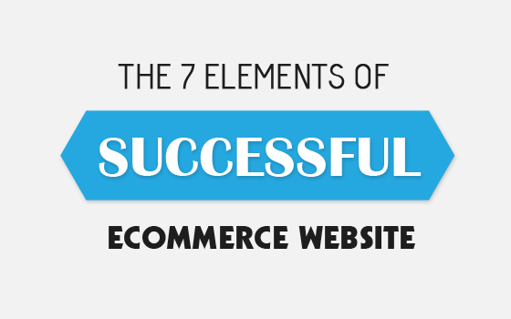 Elements of Successful ecommerce website