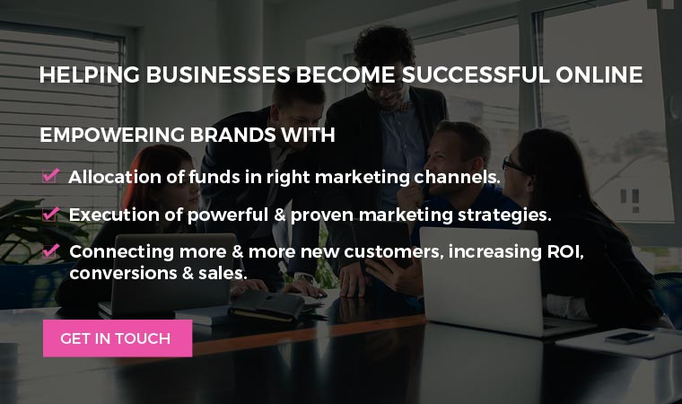 Helping Business Become successful online